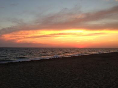 Cape Cod sunsets are hard to beat