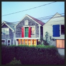 Gorgeous beach cottages in Provincetown